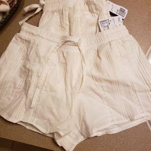 NWT forever 21 pajama shorts